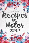 Blank Cookbook Recipes & Notes: (Cooking Gifts Series) Cover Image