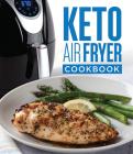 Keto Air Fryer Cookbook Cover Image