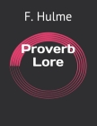 Proverb Lore Cover Image
