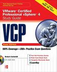 VCP VMware Certified Professional vSphere 4 Study Guide (Exam VCP410) [With CDROM] (Certification Press) Cover Image