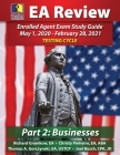 PassKey Learning Systems EA Review Part 2 Businesses; Enrolled Agent Study Guide: May 1, 2020-February 28, 2021 Testing Cycle Cover Image