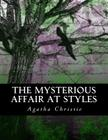 The Mysterious Affair at Styles: Illustrated Large Print Edition Cover Image