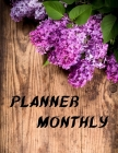 Monthly Planner 2021-2022 Cover Image