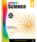 Spectrum Science, Grade 4 Cover Image