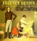Regency Design 1790-1840 Cover Image