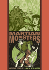 The Martian Monster And Other Stories (The EC Comics Library #25) Cover Image