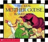 The Real Mother Goose Board Book Cover Image