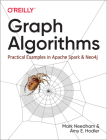 Graph Algorithms: Practical Examples in Apache Spark and Neo4j Cover Image