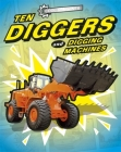 Cool Machines: Ten Diggers and Digging Machines Cover Image