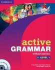 Active Grammar Level 1 Without Answers [With CDROM] Cover Image