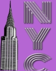 Chrysler Building New York City Drawing creative Writing journal Cover Image