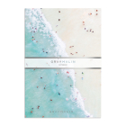 Gray Malin The Wave A5 Notebook Cover Image
