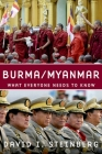 Burma/Myanmar: What Everyone Needs to Know Cover Image