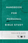 Handbook for Personal Bible Study Second Edition Cover Image