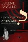 Est-ce que je deviens antisémite ? Cover Image