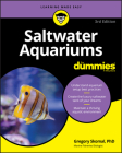 Saltwater Aquariums For Dummies, 3rd Edition Cover Image