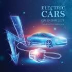 Electric Cars Calendar 2021: 16 Month Calendar Cover Image