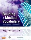 Building a Medical Vocabulary: With Spanish Translations Cover Image