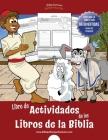 Libro de actividades de los libros de la Biblia Cover Image