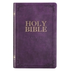 KJV Gift Edition Bible Purple Cover Image