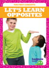 Let's Learn Opposites Cover Image