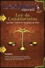 Ley de Condominios de Puerto Rico de 2020: Ley Núm. 129 de 16 de agosto de 2020 e Incluye la Ley de Condominios anterior con Anotaciones. Cover Image