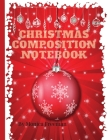 Christmas Composition Notebook Cover Image