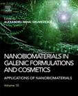 Nanobiomaterials in Galenic Formulations and Cosmetics: Applications of Nanobiomaterials Cover Image