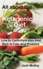 All about the ketogenic diet: low in carbohydrates and rich in fats and proteins Cover Image