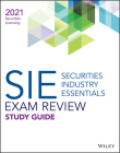 Wiley Securities Industry Essentials Exam Review 2021 Cover Image