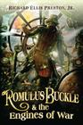 Romulus Buckle & the Engines of War (Chronicles of the Pneumatic Zeppelin #2) Cover Image