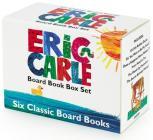 Eric Carle Six Classic Board Books Box Set Cover Image
