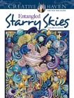 Creative Haven Entangled Starry Skies Coloring Book (Creative Haven Coloring Books) Cover Image