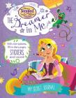 Disney Tangled the Series the Dreamer in Me: My Secret Journal Cover Image
