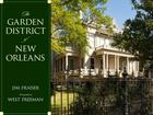 The Garden District of New Orleans Cover Image