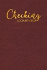 Checking Account Ledger: 6 Column Payment Record, Checkbook, Checking Account Balance, checkbook ledger Cover Image