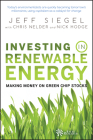 Investing in Renewable Energy: Making Money on Green Chip Stocks (Angel #1) Cover Image