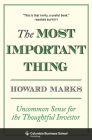 The Most Important Thing: Uncommon Sense for the Thoughtful Investor (Columbia Business School Publishing) Cover Image