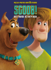 SCOOB! Best Friends Activity Book (Scooby-Doo) Cover Image