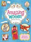 Amazing Women: Sticker Scenes Cover Image