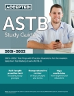 ASTB Study Guide 2021-2022: Test Prep with Practice Questions for the Aviation Selection Test Battery Exam (ASTB-E) Cover Image