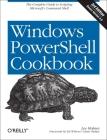 Windows Powershell Cookbook Cover Image