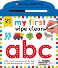 My First Wipe Clean: ABC Cover Image