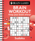 Brain Games - Brain Workout: Sudoku Cover Image