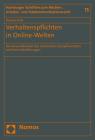 Verhaltenspflichten in Online-Welten: Die Anwendbarkeit Des Schulischen Disziplinarrechts Auf Internetausserungen (Hamburger Schriften Zum Medien- #15) Cover Image