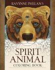 Spirit Animal Coloring Book Cover Image