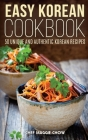 Easy Korean Cookbook Cover Image