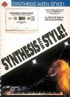 Synthesis with Style Cover Image