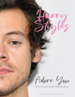 Harry Styles: Adore You: The Illustrated Biography Cover Image