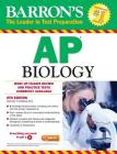Barron's AP Biology Cover Image